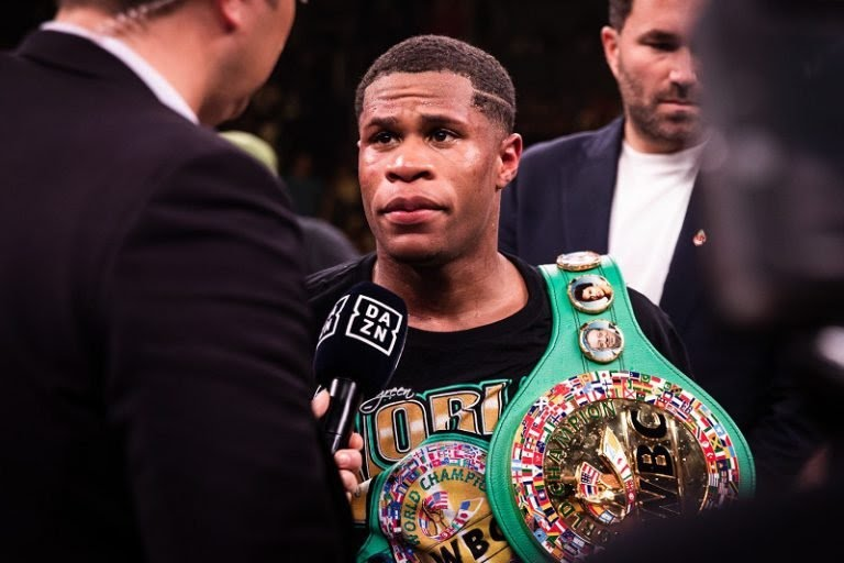 """""""That Mother***er Stopped Me"""" – Devin Haney Reveals Why He Couldn't Knock Out Yuriorkis Gamboa"""
